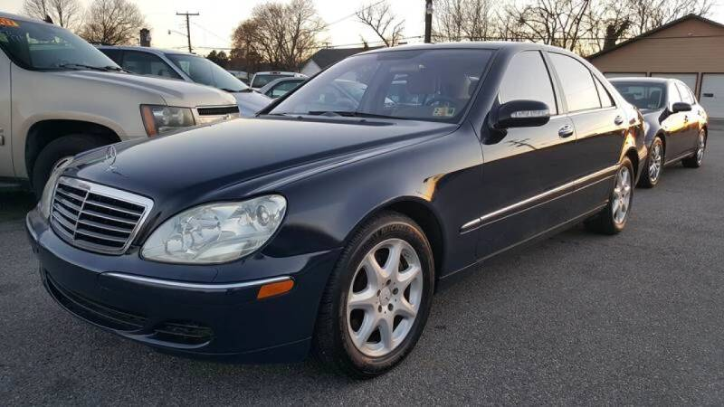 2005 Mercedes-Benz S-Class for sale at AUTO NETWORK LLC in Petersburg VA