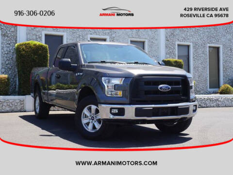 2017 Ford F-150 for sale at Armani Motors in Roseville CA