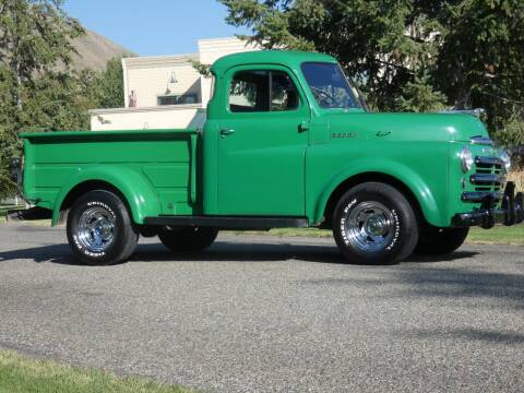 1950 Dodge B-2 B for sale at Sun Valley Auto Sales in Hailey ID