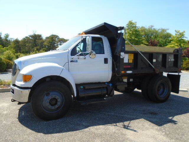 2012 Ford F-750 Super Duty for sale in Cape May Court House, NJ