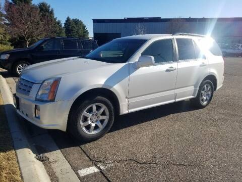 2009 Cadillac SRX for sale at Capital Fleet  & Remarketing  Auto Finance in Columbia Heights MN