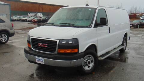 2019 GMC Savana Cargo for sale at Dependable Used Cars in Anchorage AK