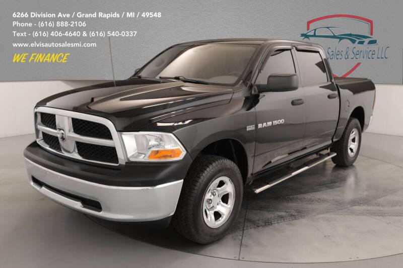 2011 RAM Ram Pickup 1500 for sale at Elvis Auto Sales LLC in Grand Rapids MI