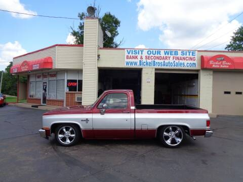 1985 Chevrolet C/K 10 Series for sale at Bickel Bros Auto Sales, Inc in Louisville KY
