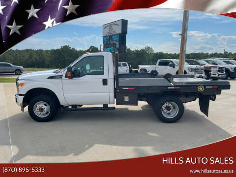 2015 Ford F-350 Super Duty for sale at Hills Auto Sales in Salem AR