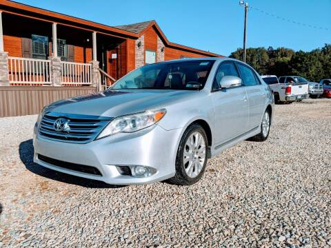 2011 Toyota Avalon for sale at Delta Motors LLC in Jonesboro AR