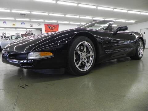 1998 Chevrolet Corvette for sale at 121 Motorsports in Mt. Zion IL