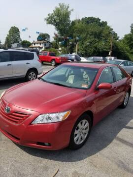 2007 Toyota Camry for sale at GALANTE AUTO SALES LLC in Aston PA