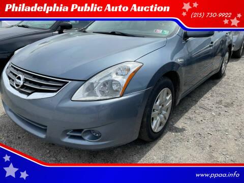 2011 Nissan Altima for sale at Philadelphia Public Auto Auction in Philadelphia PA
