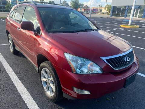 2009 Lexus RX 350 for sale at Eden Cars Inc in Hollywood FL
