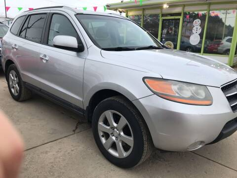 2008 Hyundai Santa Fe for sale at Super Trooper Motors in Madison WI