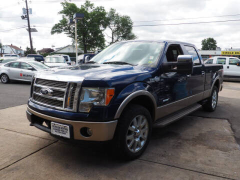 2012 Ford F-150 for sale at Scheuer Motor Sales INC in Elmwood Park NJ