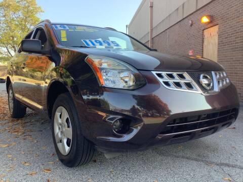 2014 Nissan Rogue Select for sale at Active Auto Sales Inc in Philadelphia PA