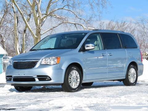 2013 Chrysler Town and Country for sale at Tonys Pre Owned Auto Sales in Kokomo IN