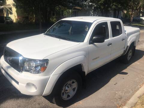 2011 Toyota Tacoma for sale at Florida Coach Trader Inc in Tampa FL