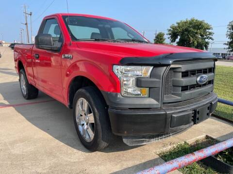 2016 Ford F-150 for sale at Thornhill Motor Company in Hudson Oaks, TX