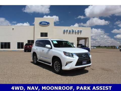 2016 Lexus GX 460 for sale at STANLEY FORD ANDREWS in Andrews TX