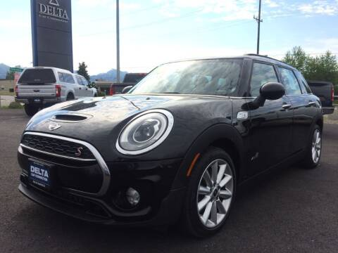 2017 MINI Clubman for sale at Delta Car Connection LLC in Anchorage AK