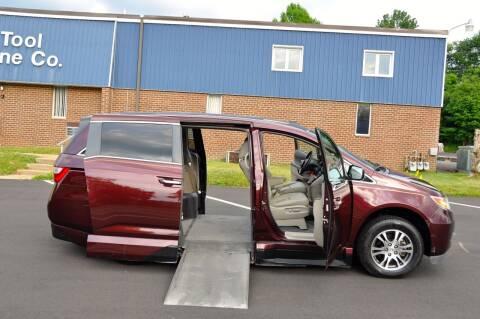 2012 Honda Odyssey for sale at T CAR CARE INC in Philadelphia PA