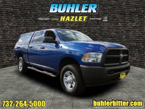 2016 RAM Ram Pickup 2500 for sale at Buhler and Bitter Chrysler Jeep in Hazlet NJ