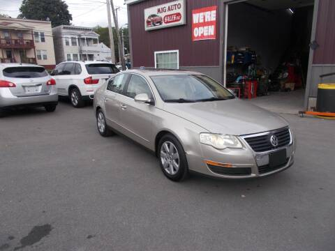 2006 Volkswagen Passat for sale at Mig Auto Sales Inc in Albany NY