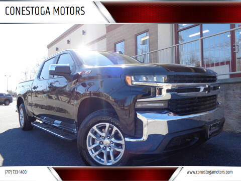 2019 Chevrolet Silverado 1500 for sale at CONESTOGA MOTORS in Ephrata PA