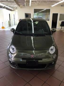 2012 FIAT 500 for sale at Limitless Garage Inc. in Rockville MD