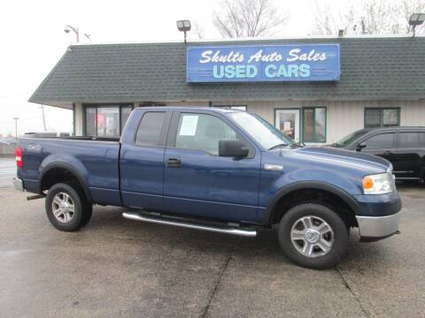 2007 Ford F-150 for sale at SHULTS AUTO SALES INC. in Crystal Lake IL