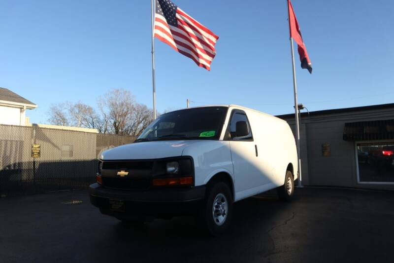 2016 Chevrolet Express Cargo for sale at Danny Holder Automotive in Ashland City TN