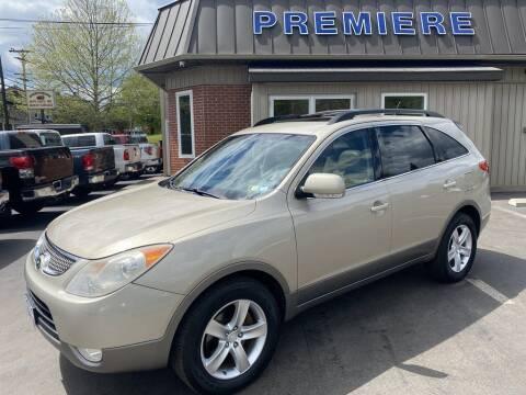 2009 Hyundai Veracruz for sale at Premiere Auto Sales in Washington PA