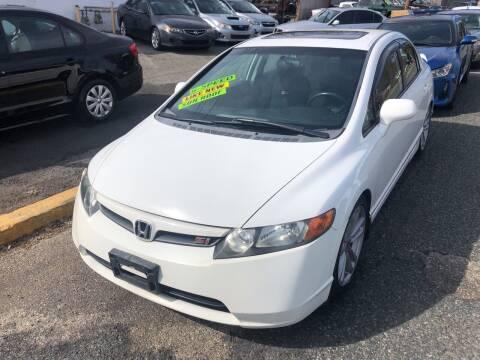 2007 Honda Civic for sale at Washington Auto Repair in Washington NJ
