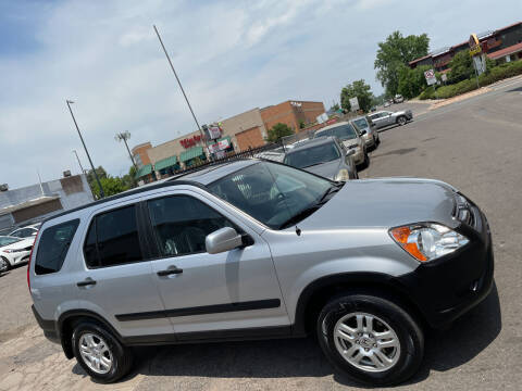 2004 Honda CR-V for sale at Sanaa Auto Sales LLC in Denver CO