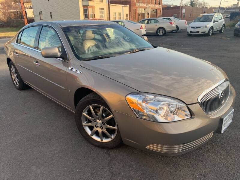 2006 Buick Lucerne for sale at Bob Karl's Sales & Service in Troy NY