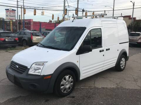 2010 Ford Transit Connect for sale at SKYLINE AUTO in Detroit MI