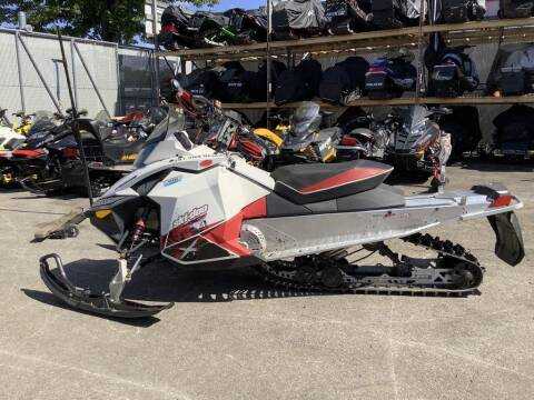 2010 Ski-Doo MX Z X 800R Power T.E.K. for sale at Road Track and Trail in Big Bend WI