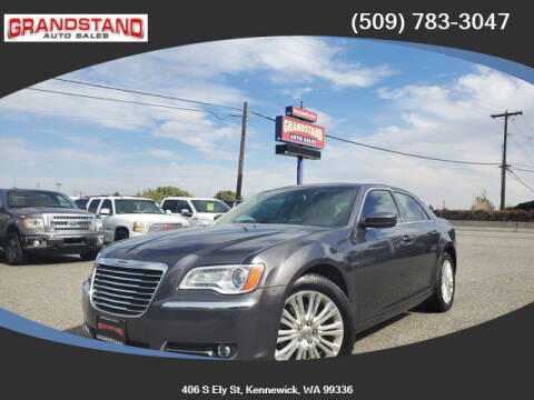 2014 Chrysler 300 for sale at Grandstand Auto Sales in Kennewick WA