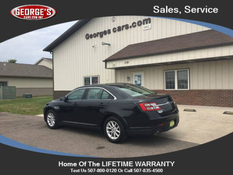 2013 Ford Taurus for sale at GEORGE'S CARS.COM INC in Waseca MN