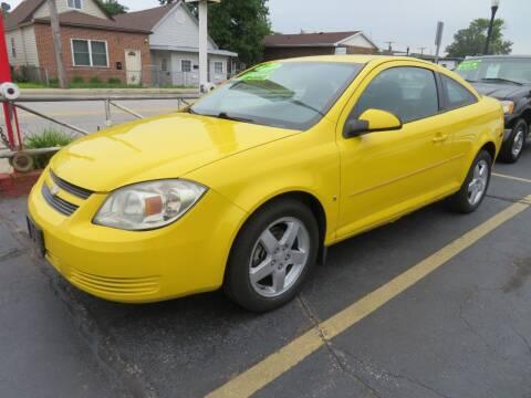 2009 Chevrolet Cobalt for sale at Bells Auto Sales in Hammond IN