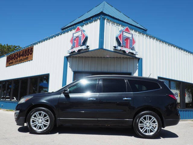 2014 Chevrolet Traverse for sale at DRIVE 1 OF KILLEEN in Killeen TX