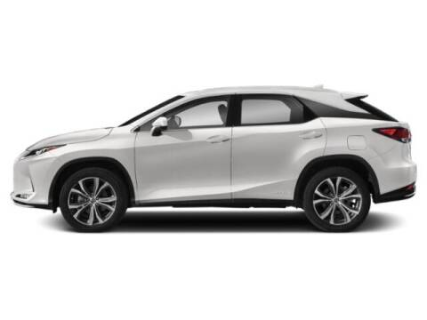 2021 Lexus RX 450h for sale at LEXUS in Houston TX