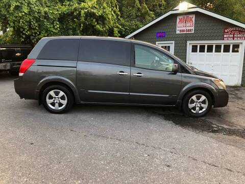 2008 Nissan Quest for sale at KMK Motors in Latham NY