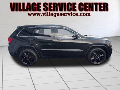 2012 Jeep Grand Cherokee for sale at VILLAGE SERVICE CENTER in Penns Creek PA