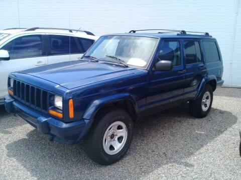 2001 Jeep Cherokee for sale at 1ST AUTO & MARINE in Apache Junction AZ