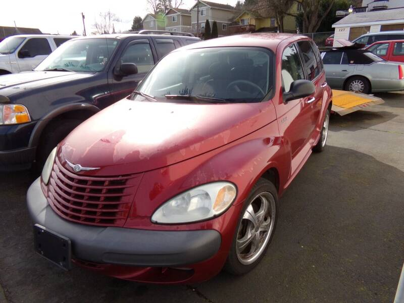 2002 Chrysler PT Cruiser for sale at Signature Auto Sales in Bremerton WA
