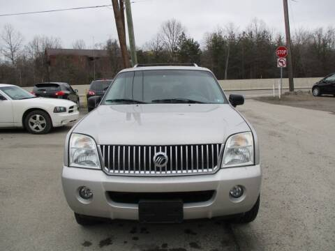 2003 Mercury Mountaineer for sale at ROUTE 119 AUTO SALES & SVC in Homer City PA