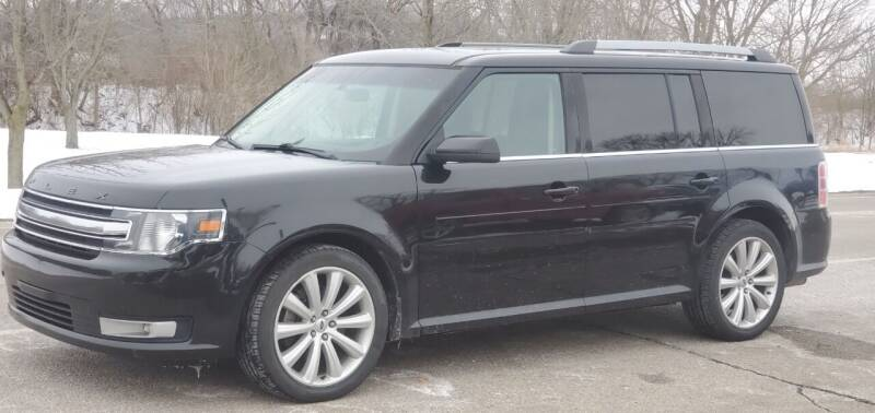 2014 Ford Flex for sale at Superior Auto Sales in Miamisburg OH