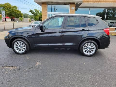2013 BMW X3 for sale at Auto Sport INC in Grand Rapids MI