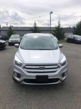 2019 Ford Escape for sale at MK MOTORS in Marysville WA