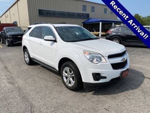 2010 Chevrolet Equinox for sale at Vorderman Imports in Fort Wayne IN