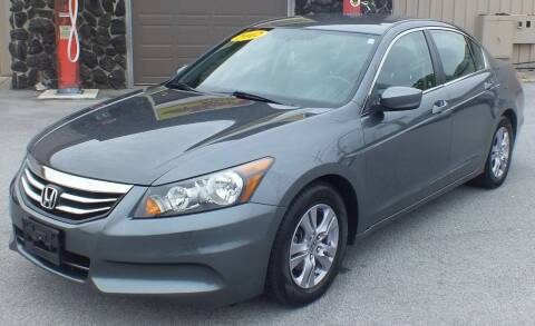 2012 Honda Accord for sale at Kenny's Auto Wrecking - Kar Ville- Ready To Go in Lima OH